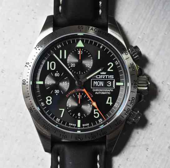 The Fortis Classic Cosmonauts head-on