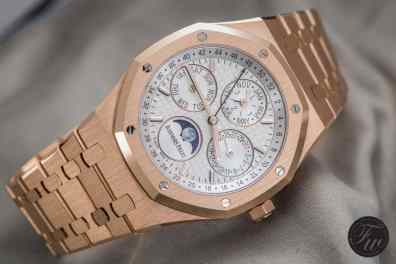 Audemars Piguet Royal Oak gold 26574