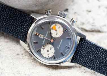 Nivada Grenchen Datomaster classic proportions
