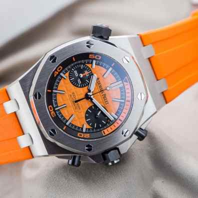 Audemars Piguet Royal Oak Diver Chronograph