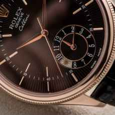 Rolex Cellini Time, Date and Dual Time