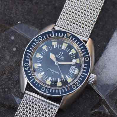 Omega Seamaster 120 166.0073