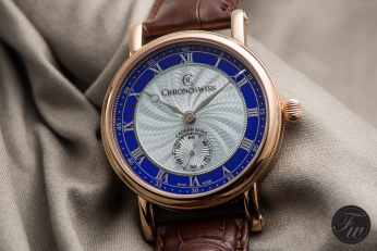 Hands On Chronoswiss Sirius Artist Review