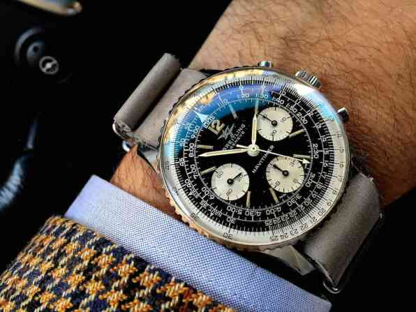 "Navitimer ""Jim Clark"" ref.806 from 1966"