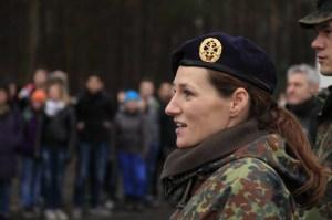 Andrea Brinkmann Marineoffizier bei der Bundeswehr Gründerin von Frau Kapitän