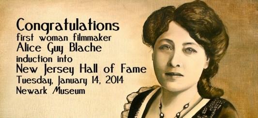 Alice Guy Blache, Filmpionierin und eine der ersten und wieder vergessenen Regisseurinnen. Quelle: http://femme-film-festival.blogspot.no/