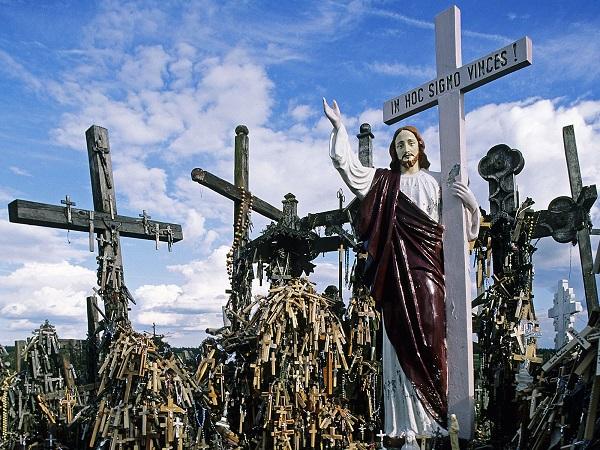 Lithuania crosses