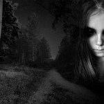 Black-Eyed children entered my home