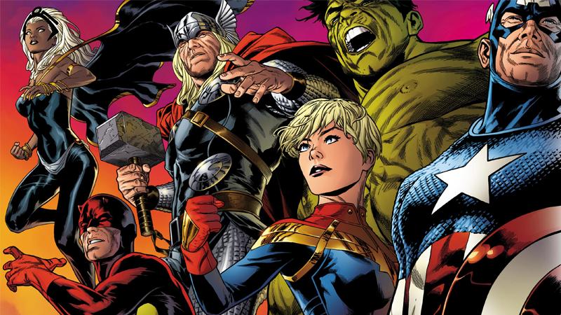 Power Pop Girl Wallpaper Marvel Teases Members Of The 1 000 000 Bc Avengers