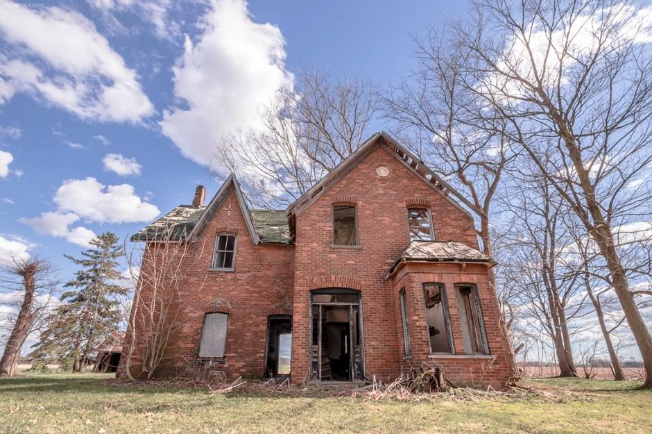 Ontario S Forgotten Abandoned Houses Freaktography