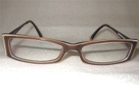 Humphrey's by Eschenbach H 2206 60 Brille Braun glasses ...