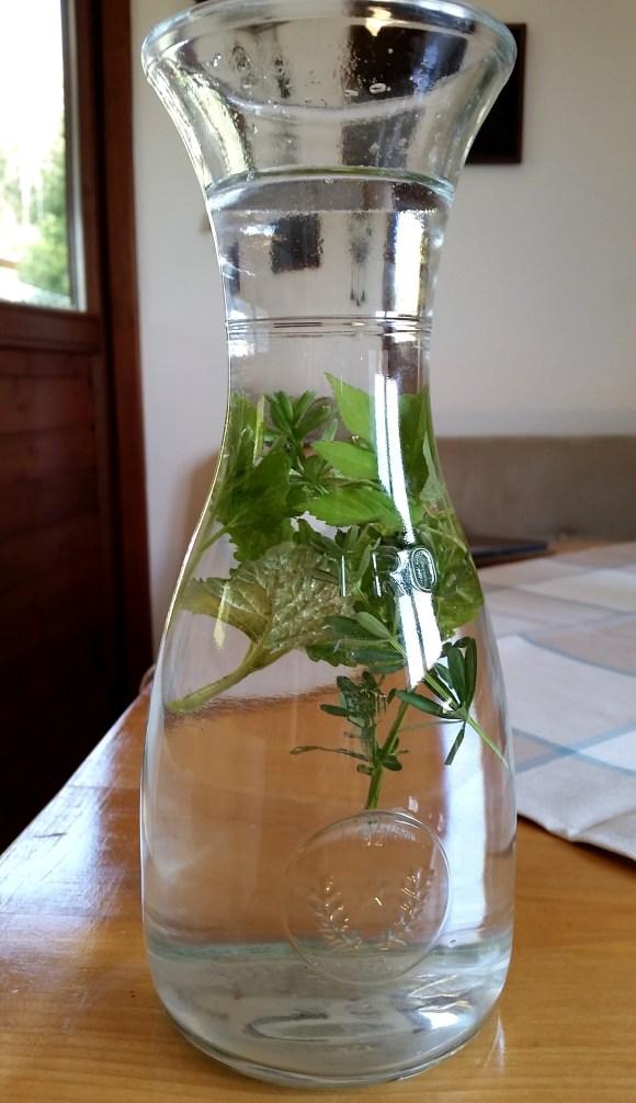 moderne vase oder zum trinken