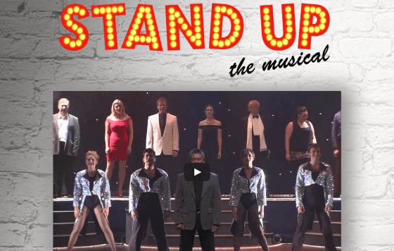 Stand Up The Musical