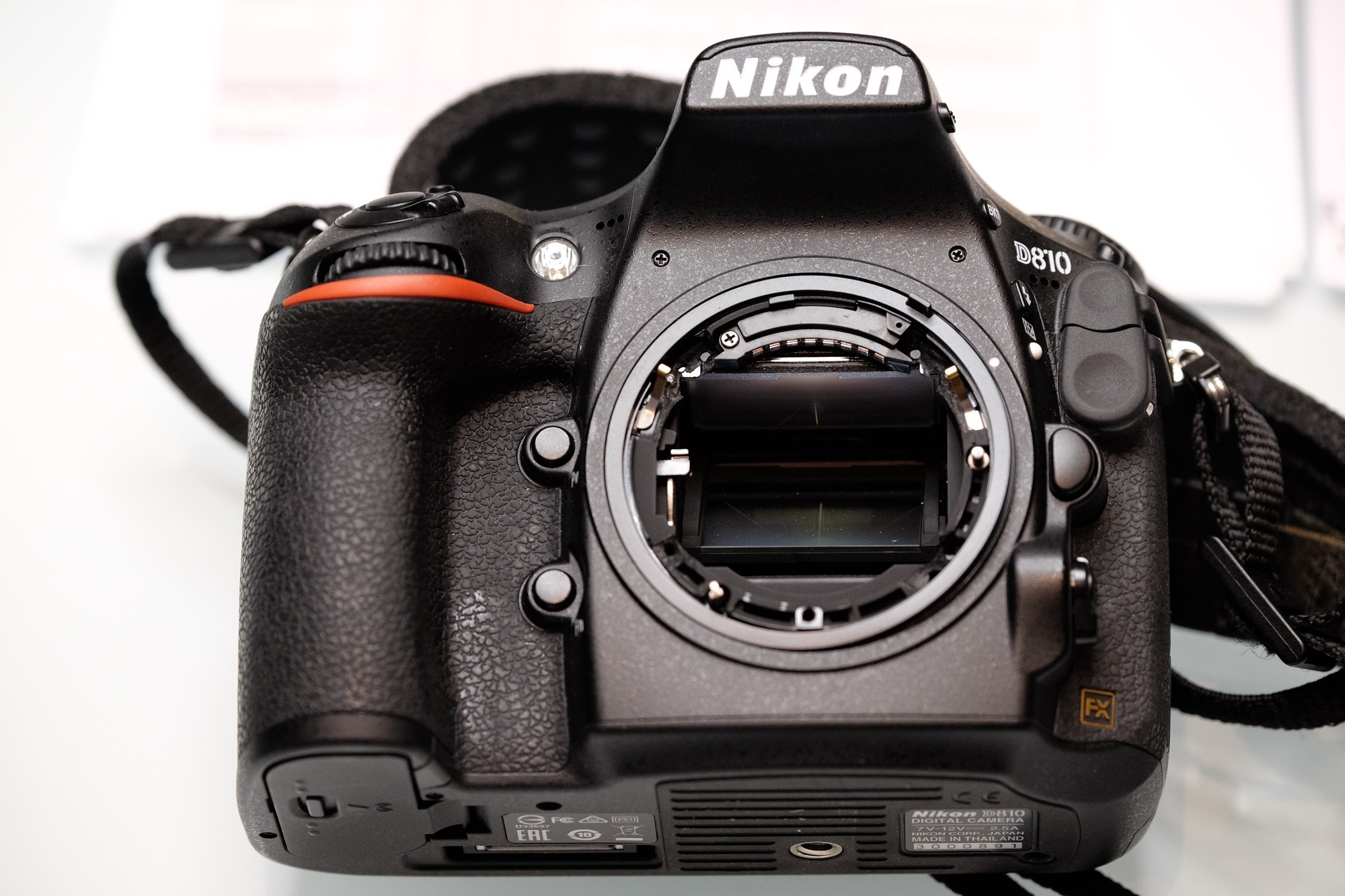 Fullsize Of Nikon D810 Replacement