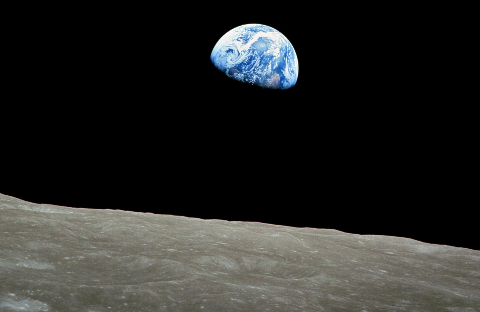 earthrise nasa - photo #5