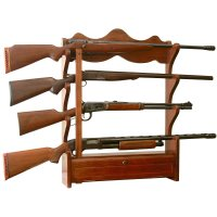 How To Build A Rifle Rack - 9 Rifle Rack Woodworking Plans