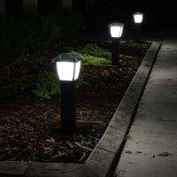 Solar Path Lights - Bing images