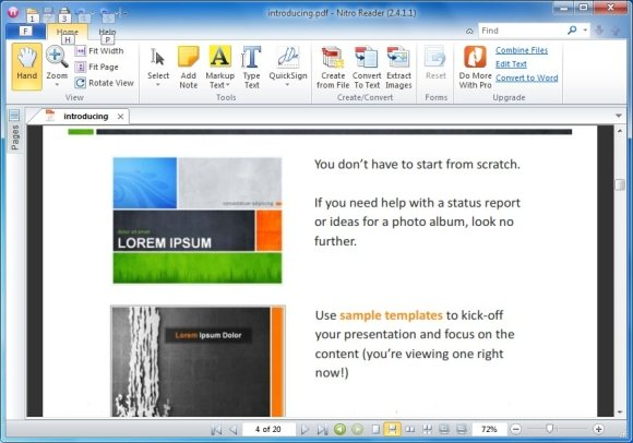 Convert PowerPoint Files To PDF Via Drag And Drop With PrimoPDF - Convert File To Pdf
