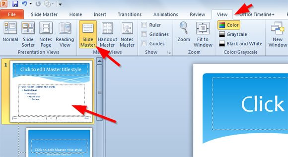 How to Add Slide Numbers to a PowerPoint Template