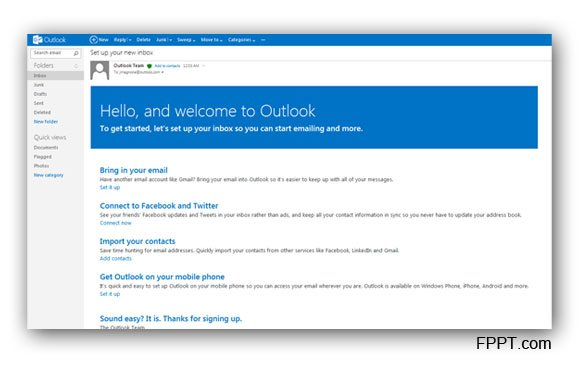 How to Create a FREE @outlook Email Address in wwwoutlook - create outlook account