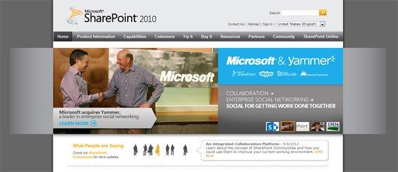 sharepoint 2010 templates