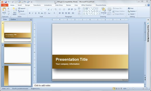 Eye-popping PowerPoint Templates for Your Organization - free slide backgrounds for powerpoint