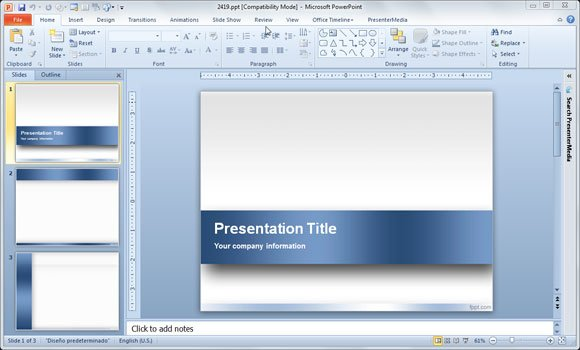 Eye-popping PowerPoint Templates for Your Organization