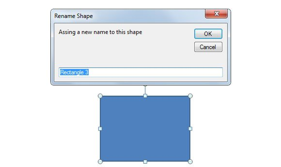 VBA Macro Rename a Shape Name