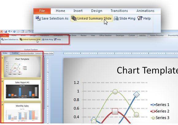 How to Make a Table of Content in PowerPoint Presentation