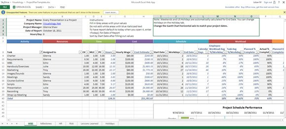 project tracker template excel - Goalgoodwinmetals
