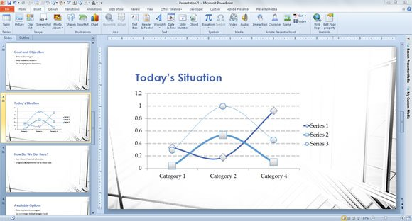 Strategic Plan Template For Powerpoint 2013