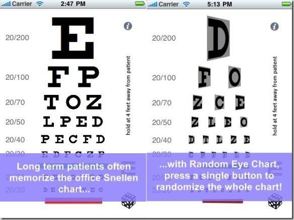 Best Digital Eye Chart Generators For Testing Visual Acuity