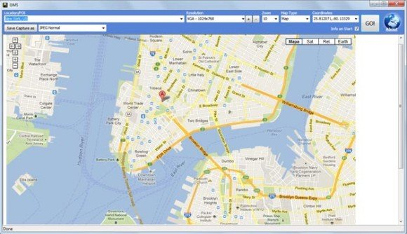 Use a Map from Google Maps in PowerPoint 2010 Presentations