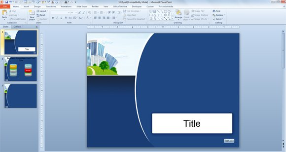 Awesome PPT Templates with Direct Links for Free Download - Nice Templates