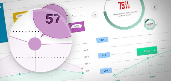 Create Awesome Charts for your Business Presentations using Free - diagrams template