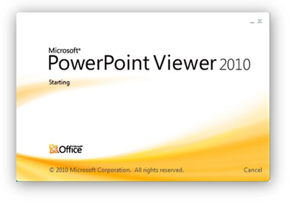 Avoid Surprises And Be Prepared With Microsoft PowerPoint Viewer (Free)