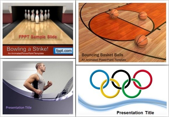 Best Sports PowerPoint Templates