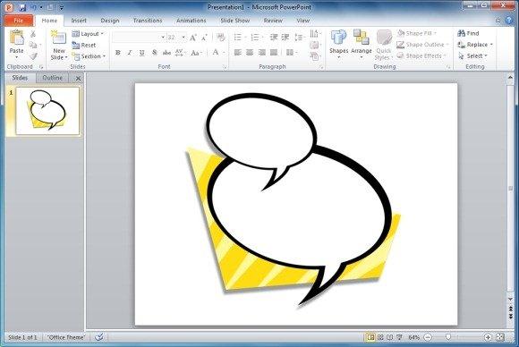 Useful Bubbles Shapes For PowerPoint Presentations - bubbles power point