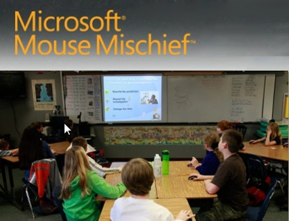 Interactive Classroom Lessons with Microsoft Mouse Mischief