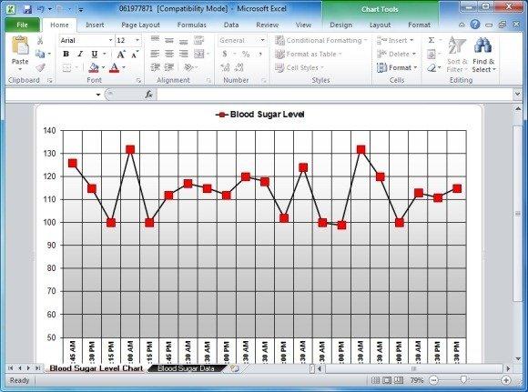 blood sugar log sheet excel - Vatozatozdevelopment