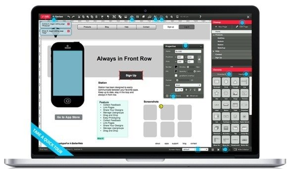 HotGloo Offers Prototyping And Wireframing With Online Collaboration