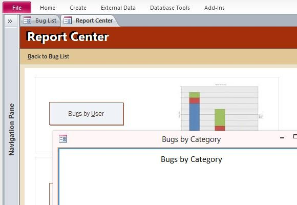 How To Log and Track Bugs in Microsoft Access - how to create an inventory database
