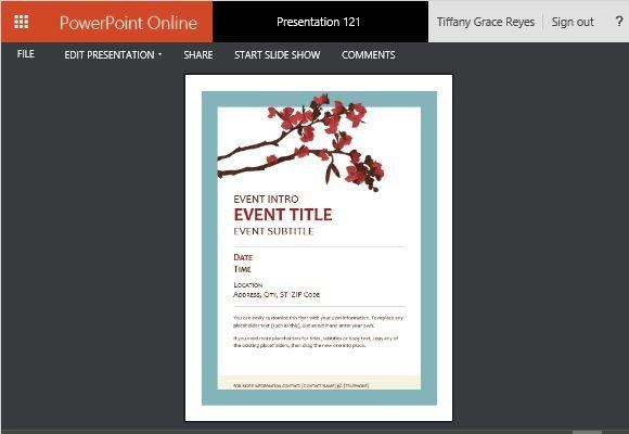 flyer templates online - Canasbergdorfbib