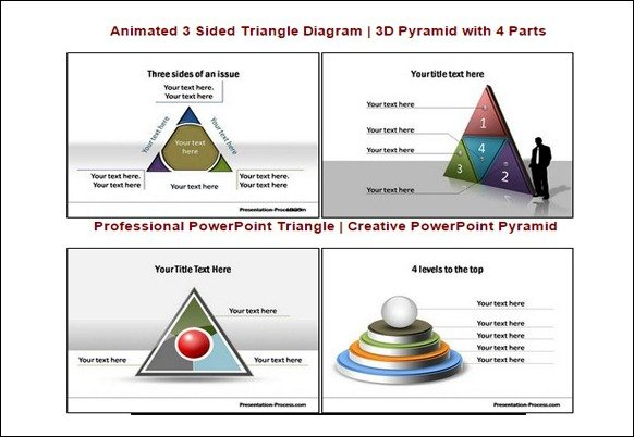 How To Make A SmartArt Circular Pyramid in PowerPoint