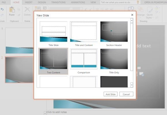 Concourse PowerPoint Template