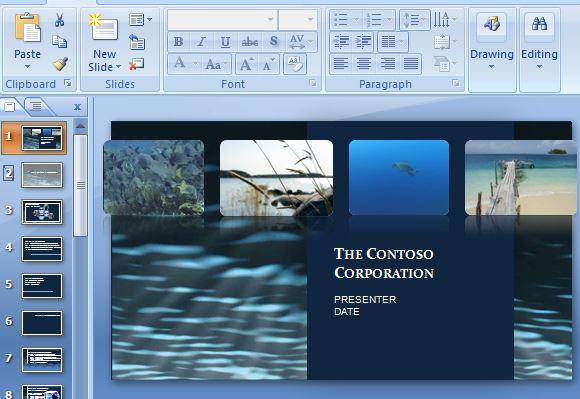 presentation power point templates
