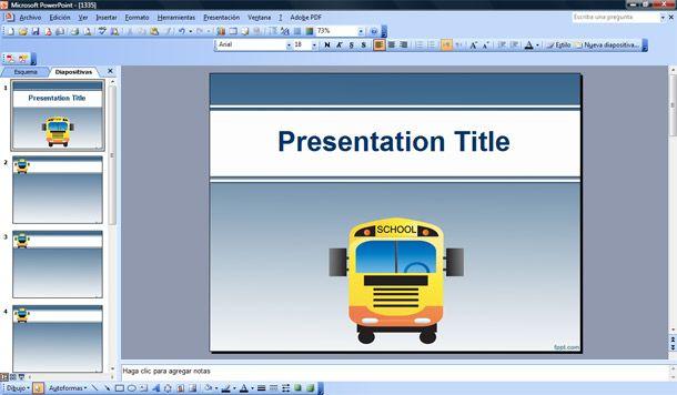 Presentaciones Power Point gratis para descargar