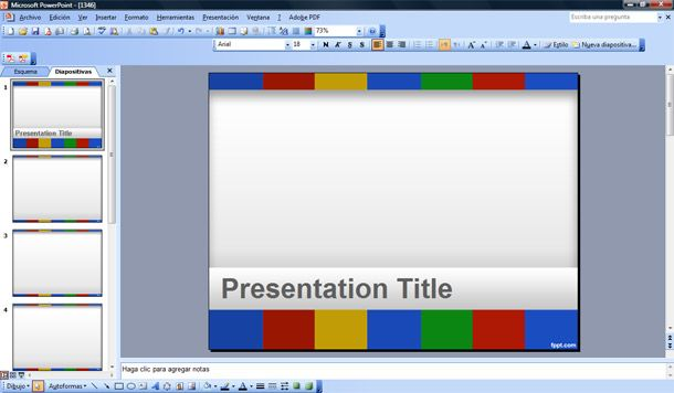 Google Powerpoint Template Google Powerpoint Theme Modern Premium - resume powerpoint template