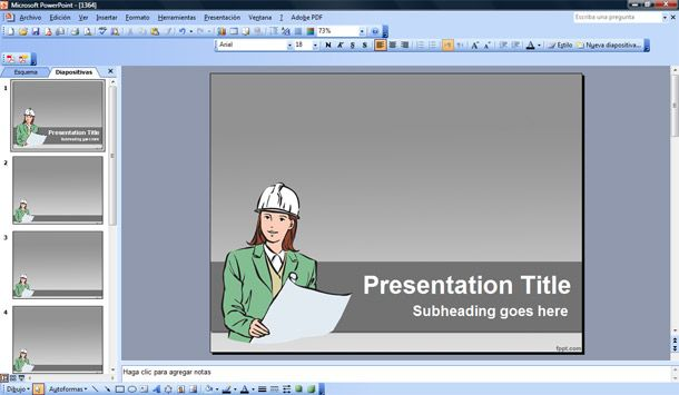 Construction Work Ppt On Building Construction Work