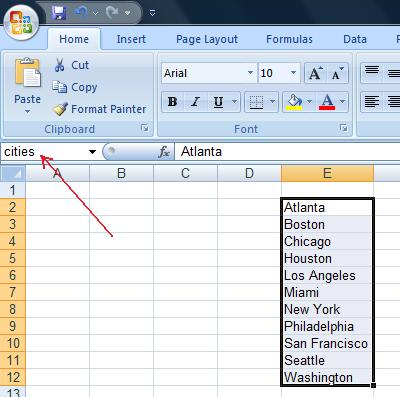 Excel Drop Down List Tutorial For Microsoft Excel